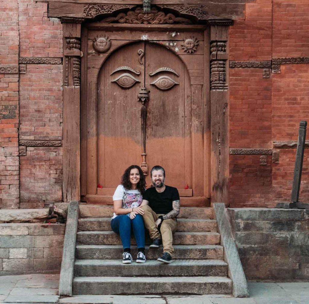 Dennis Rita Nepal Kathmandu