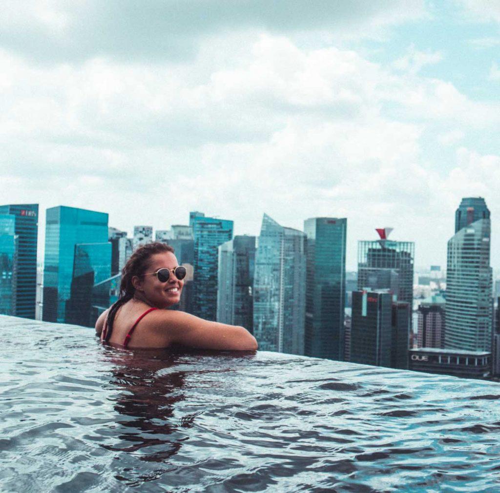 Rita Singapore Marina Bay Sands