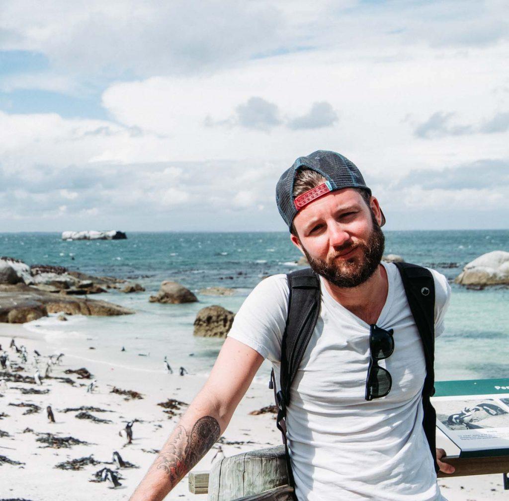 Dennis Pinguins Zuid Afrika