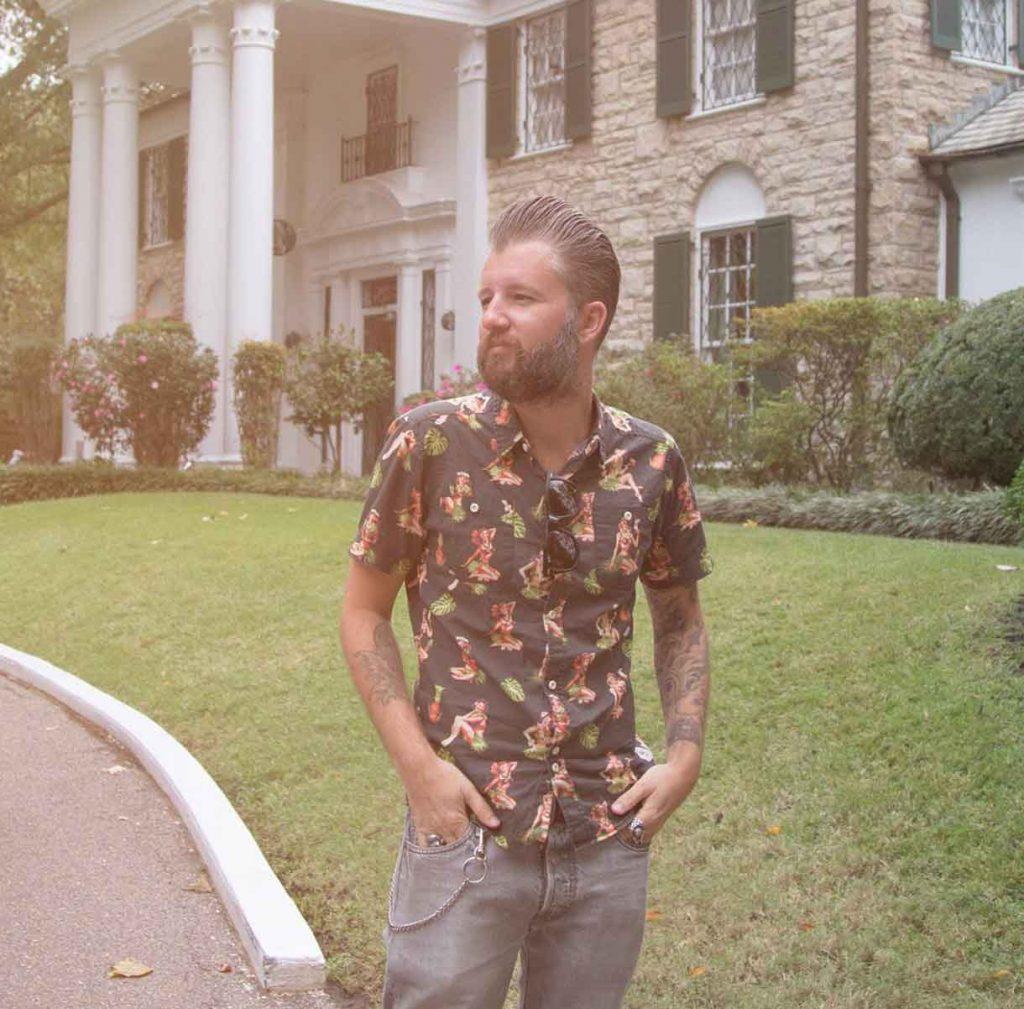 Dennis-Verenigde Staten-Graceland