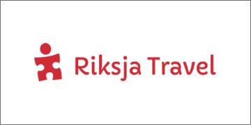 logo riksja travle