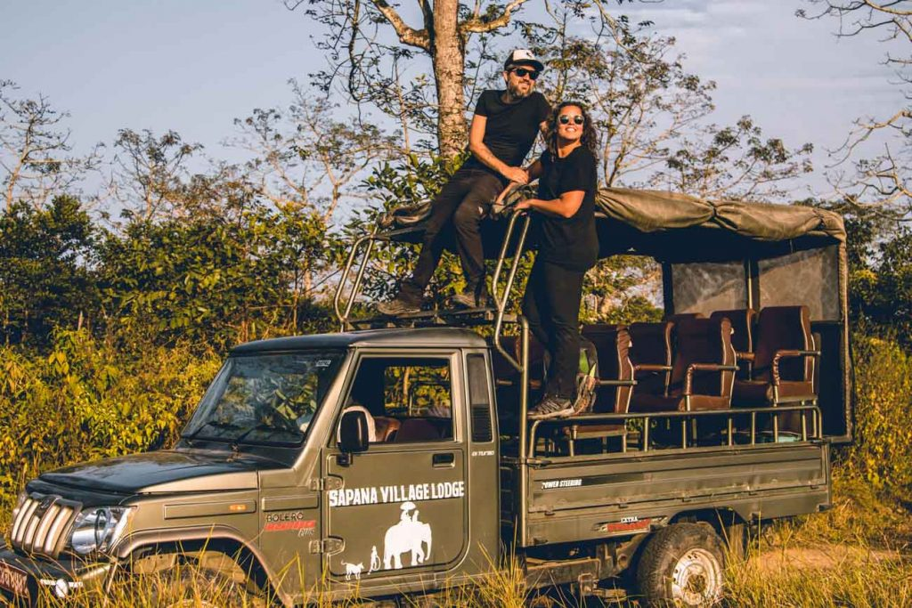 jeep chitwan