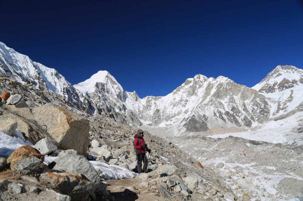Everest basecampe hike