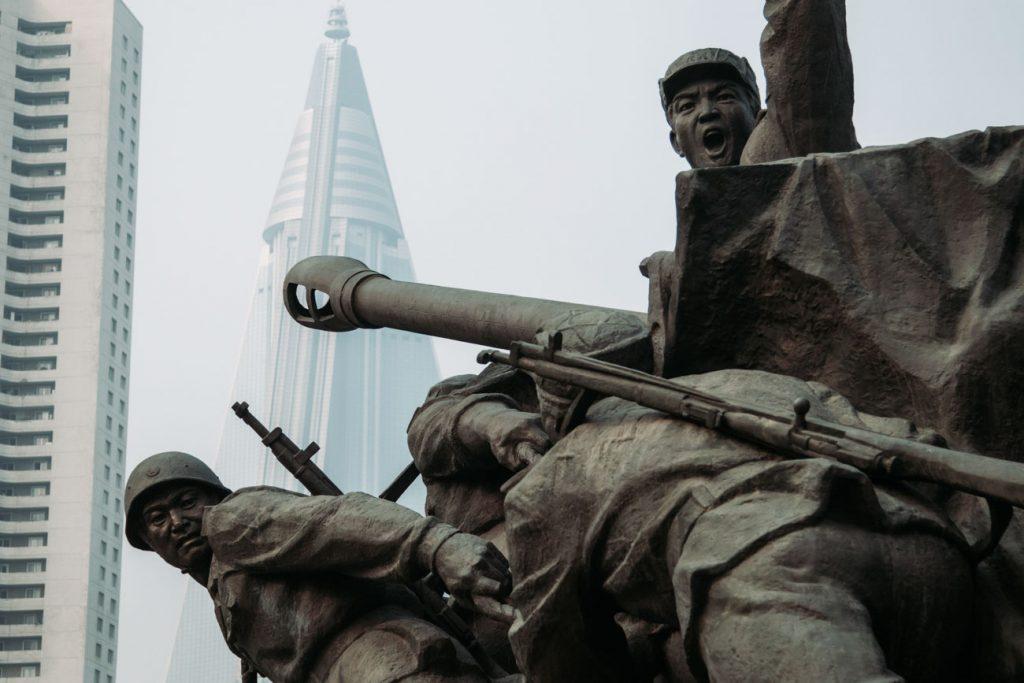 Pyongyang leger