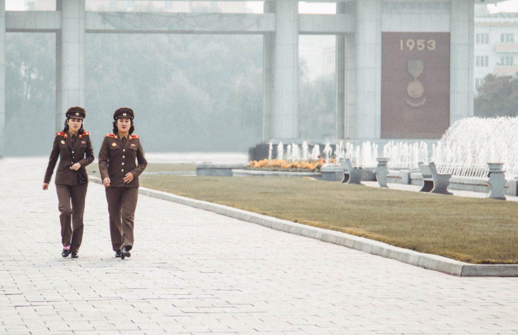 War Museum Noord-Korea