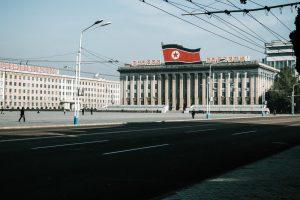 Het Kim Il Sung plein