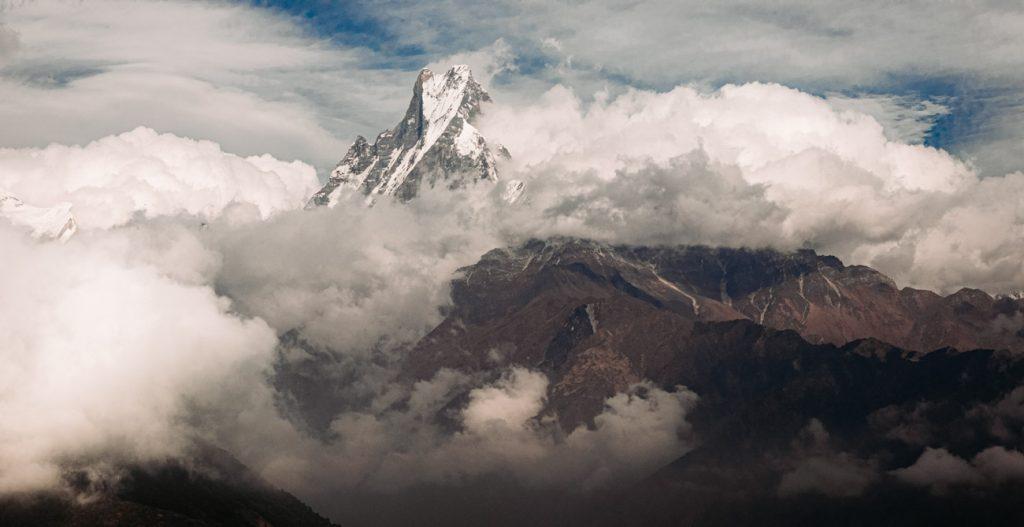 trekkingen in Nepal