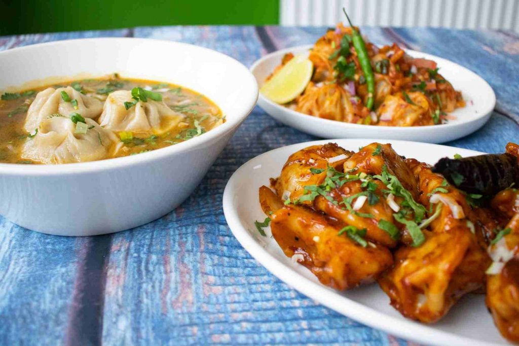 eten in Nepal