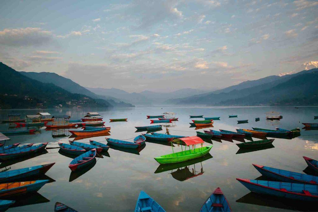 pokhara meer