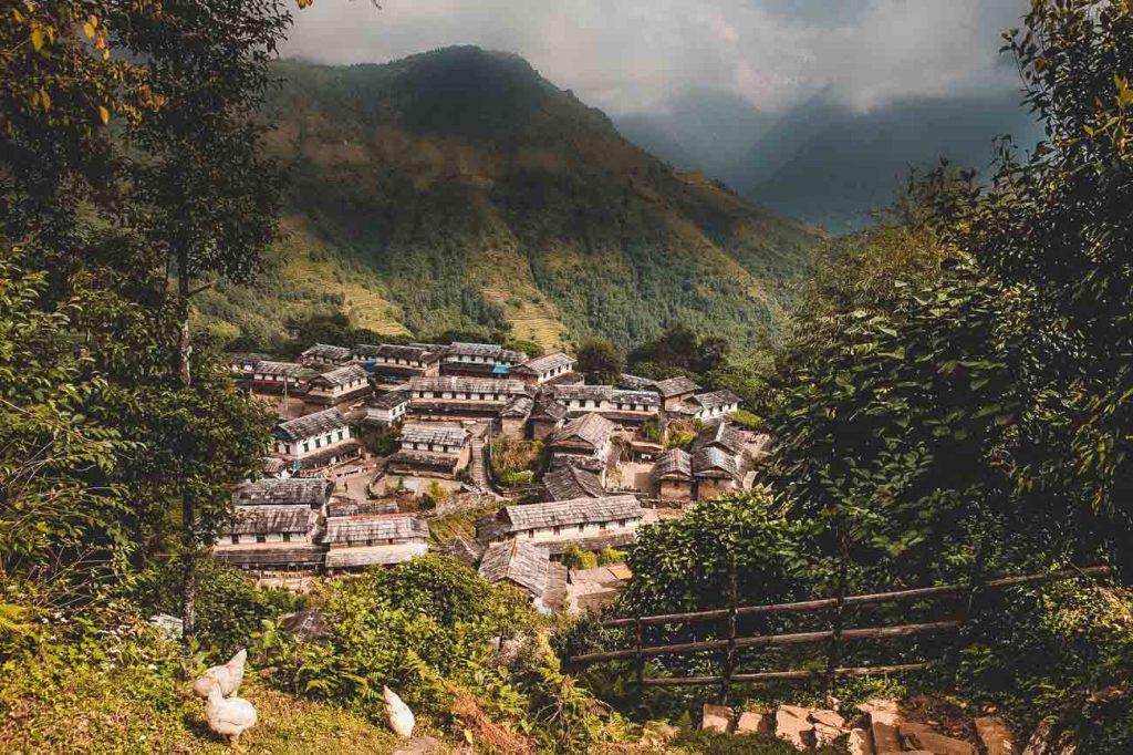 dorpjes poonhill