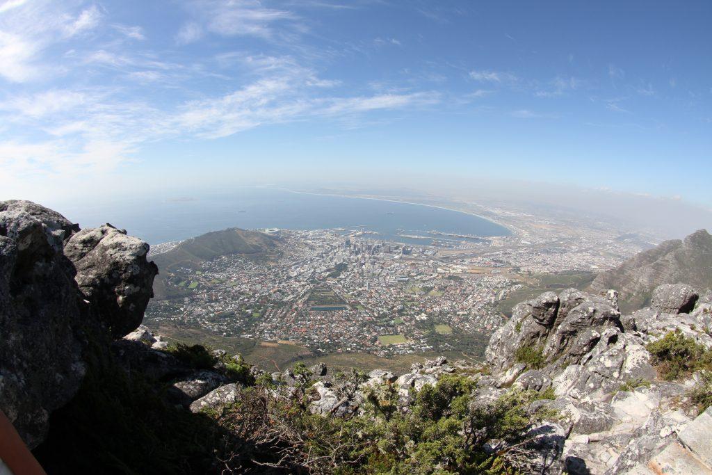 Kaapstad Tafelberg